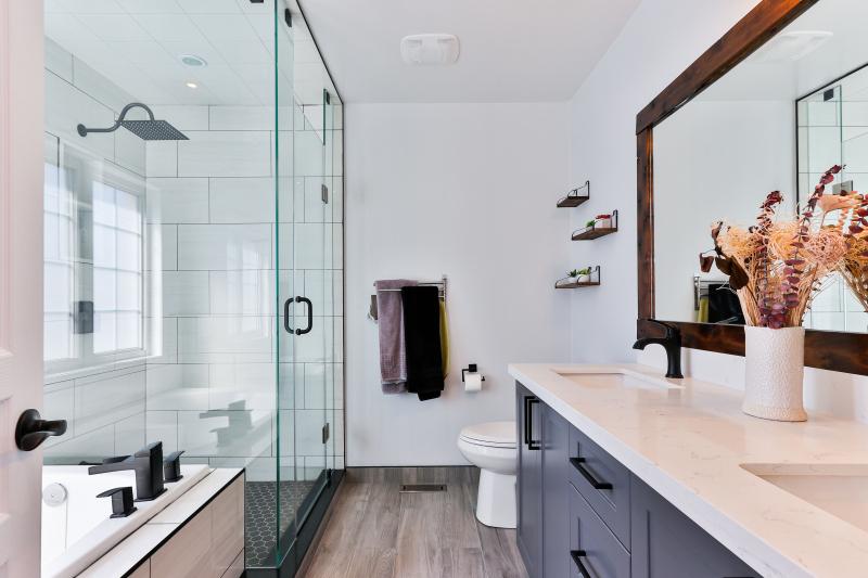 Bathroom - the Watty Way