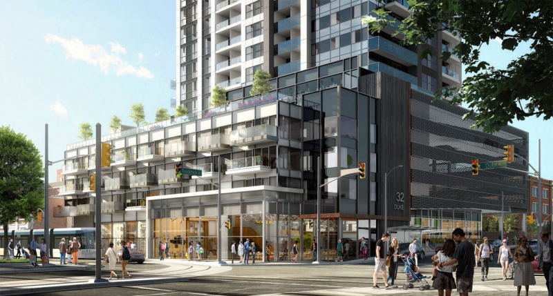 Kitchener Tallest Condo Project